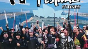 Samurai Festival Poster