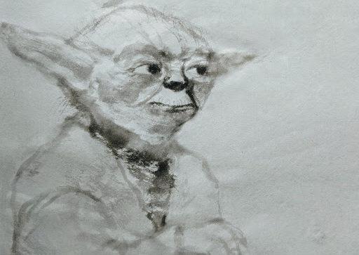 Yoda sumie